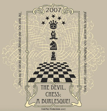 devil chess cover
