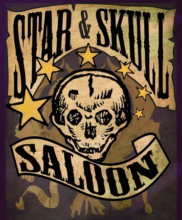 star and skull saloon sign2